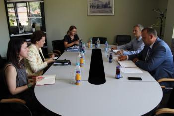 Rezidentna predstavnica UNDP-a posjetila Nevesinje
