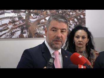 Ministar Šeranić obećao pomoć domovima zdravlja u Hercegovini (VIDEO)