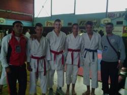 Četiri zlatne medalje za nevesinjske karatiste u Prijedoru