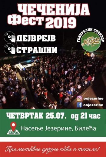 Počinje 'Čečenija fest' u Bileći