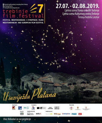 Počinje filmski festival: ZLATNI PLATAN ANICI DOBROJ I IRFANU MENSURU