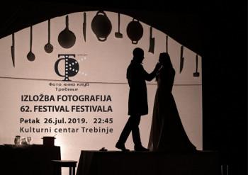 Najava: Izložba fotografija 62. Festivala festivala