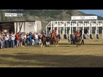 Одржане 6. Kоњичке трке 'Билећа 2019' (ВИДЕО)