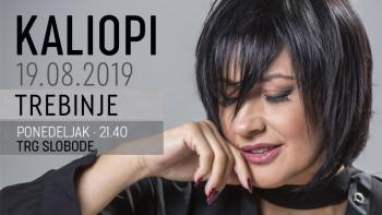 HERCEG TV SAZNAJE: KALIOPI za Slavu grada nastupa u Trebinju