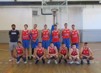 Omladinski košarkaški turnir: Sedmici pobjednički pehar