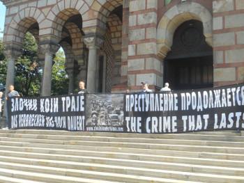 Парастос за страдале у 'Олуји', српско Тужилаштво да процесуира злочине