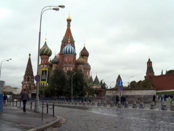 Споменик Стефану Немањи у Москви