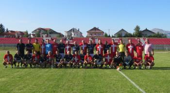 Revija hercegovačkih fudbalskih asova u Nevesinju