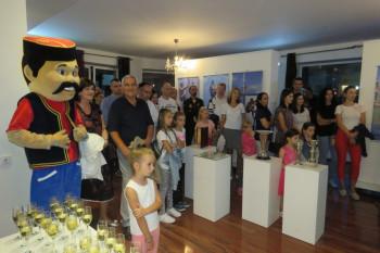 U Gradskoj galeriji u Nevesinju otvorena izližba 'Nevesinjska olimpijada za UNESKO'