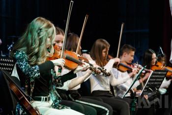 Najava: Koncert orkestra Gimnazije 'Jovan Dučić'