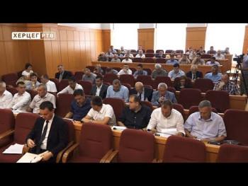 Odbornici Skupštine grada donijeli odluku o poskupljenju vode i izgradnji nove zgrade gimnazije (VIDEO)