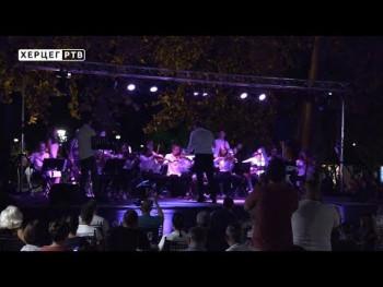 Trebinje: Gimnazijski orkestar održao maestralan koncert (VIDEO)