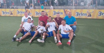 'Termoelektro' pobednik turnira 'Gacko-fudbalski grad'