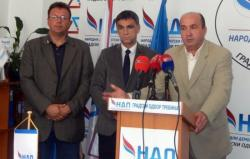 NDP: Nećemo podržati kandidaturu Slavka Vučurevića