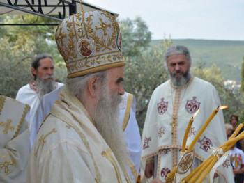 Митрополит Амфилохије: Црква је Божија, а не државе или нације