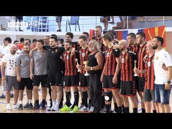 Ekipa 'Vardara' novi šampion rukometnog turnira 'Svislajon' (VIDEO)