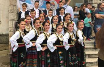 KUD 'Zelengora' na Međunarodnom festivalu folklora u Riminiju