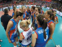 Srbija protiv Rusije za finale EP