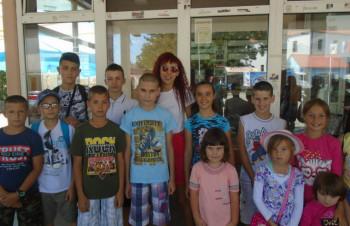 Djeca iz Gacka otputovala u Bečiće
