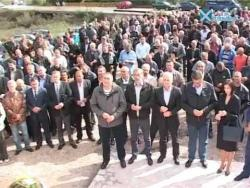 ZA KRST ČASNI: Gačani i zbore i tvore u sjećanje na poginule borce