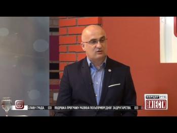 Gost 'Vijesti u 16:30': Dragoslav Banjak, predsjednik Skupštine Grada Trebinja (VIDEO)