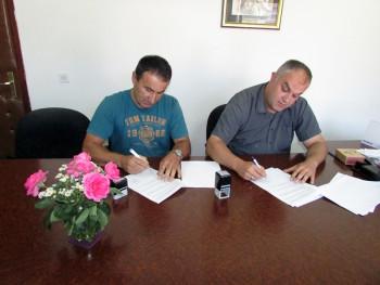 BERKOVIĆI:Potpisan ugovor i izgradnji loklanog puta u selu Donja Trusina