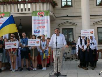 У Вишеграду одржан фестивал фолклора 'Лицидерско срце'
