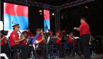 Policijski orkestar održao koncert u Trebinju
