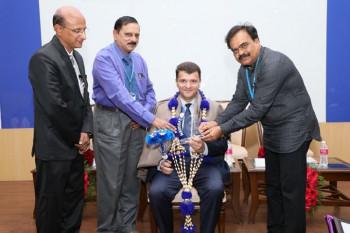 Doktoru Eriću počast u Indiji