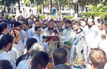 Trebinje: U Sabornom hramu služena liturgija povodom Preobraženja Gospodnjeg