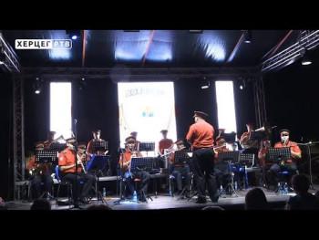 Orkestar policije nastupio u Trebinju (VIDEO)