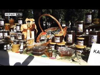 Sajam meda i vina pokazao bogatstvo hercegovačkih proizvoda (VIDEO)