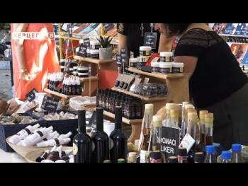 Trebinje: Promovisani domaći proizvodi (VIDEO)