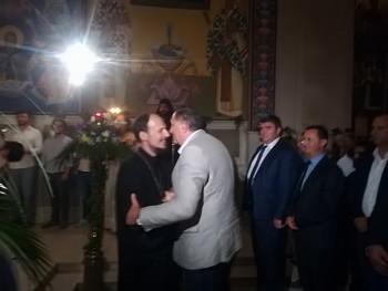 Dodik prisustvovao slavskim svečanostima
