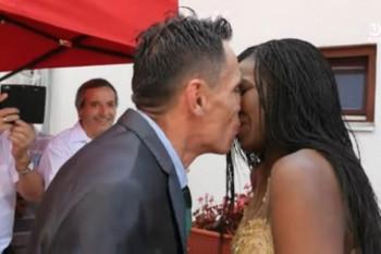 Afrikanka se udala u Rudo: Sviđaju mi se ljudi, ćevapi, kajmak i rakija