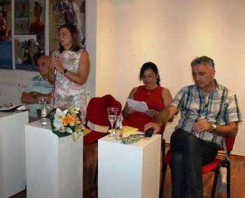 U Nevesinju promovisana knjiga priča 'Venac za oca' Vesne Samardžić Kapor