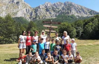 Mališani Dječijeg vrtića Gacko posjetili kamp Izgori