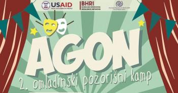 Počinje drugi omladinski pozorišni kamp i festival Agon