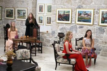 Полазници љетне школе соло пјевања приредили концерт у Музеју Херцеговине