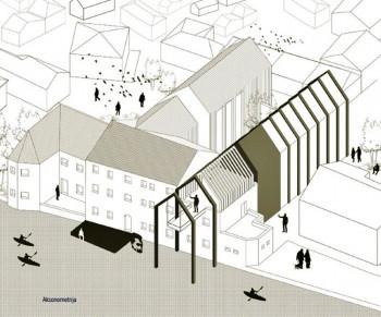 Kulturni centar: Izložba 'Krš i pitomine Mediterana – Revitalizacija starog jezgra Trebinja'