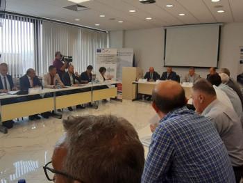 Sastanak Viškovića sa privrednicima i rukovodstvom Elektroprivrede