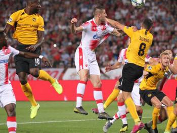 Crvena zvezda (opet) u Ligi šampiona (FOTO)