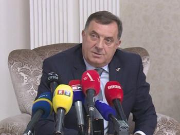 Dodik: Srpska nema potrebu za avanturizmom, tražićemo afirmaciju Ustavne strukture BiH