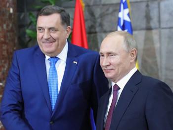Uskoro susret Dodika i Putina