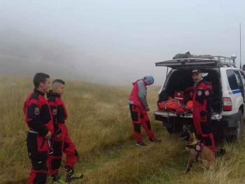 TRAGEDIJA KOD FOČE: Dvoje planinara iz Srbije otisnulo se 200 metara niz stijene