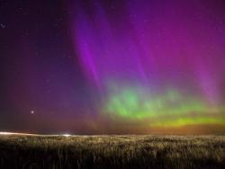 LJEPOTA PRIRODE: Polarna svetlost na ruskom nebu (foto)