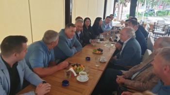 Dodik u Foči: Nakon revizije, ubrzati realizaciju 'Buk Bijele'