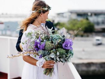 Lepa Brena i helikopter – neobične svadbene inspiracije