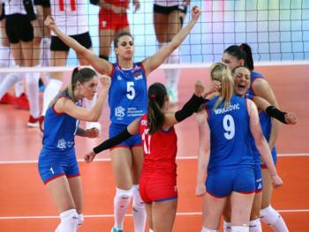 Titula ostaje gdje joj je i mjesto – Srbija je najbolja u Evropi