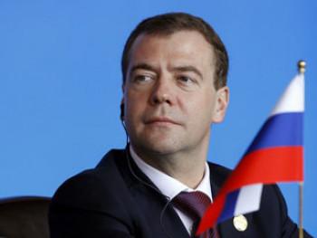 Medvedev u oktobru u Beogradu